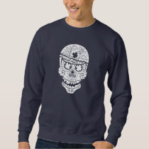 Hawaii Skull Sweatshirt