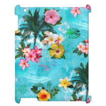 Hawaii Soft Tropical iPad Cover