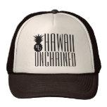 Hawaii soltó al camionero gorros bordados