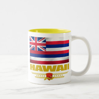 Hawaii (SP) Two-Tone Coffee Mug