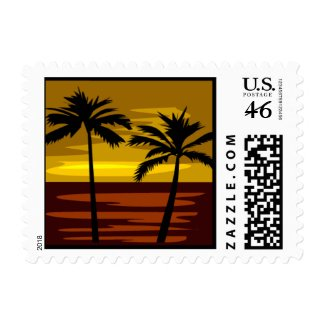 Hawaii Stamp (SMALL) stamp