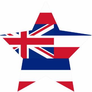 Hawaii Star Cut Out