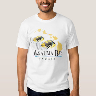 Hawaii State Fish and Hawaii Islands T-shirt