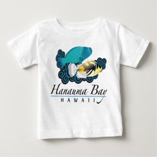 Hawaii State Fish - Humuhumunukunukuapua'a Baby T-Shirt