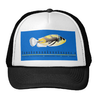 Hawaii State Fish  - Humuhumunukunukuapua'a Trucker Hat