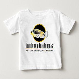 Hawaii State Fish - Humuhumunukunukuapua'a Infant T-shirt