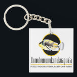 "Hawaii State Fish - Humuhumunukunukuapua&#39;a Keychain<br><div class=""desc"">The Hawaii State Fish is the Humuhumunukunukuapua&#39;a. The Hawaiian name is Trigger Fish.</div>"