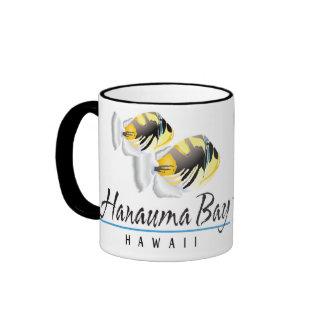 Hawaii State Fish - Humuhumunukunukuapua'a Mugs
