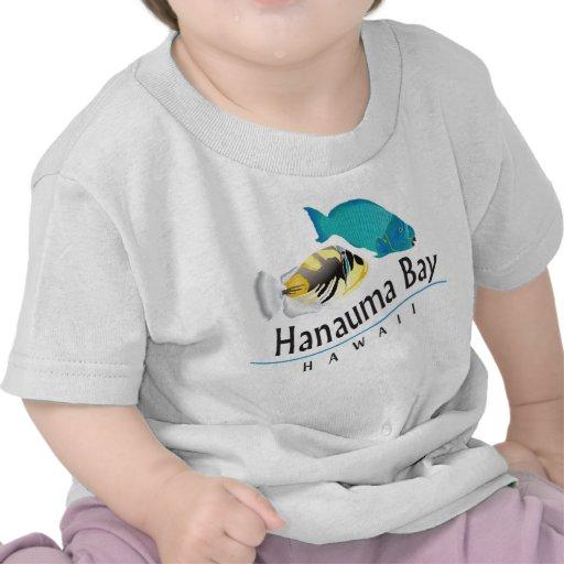 Hawaii State Fish - Humuhumunukunukuapua'a Shirt