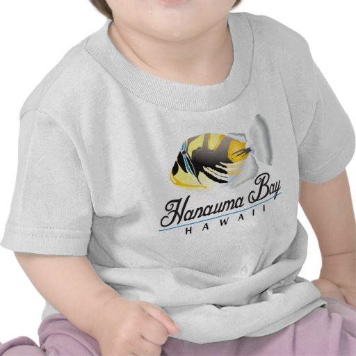 Hawaii State Fish - Humuhumunukunukuapua'a Tshirts