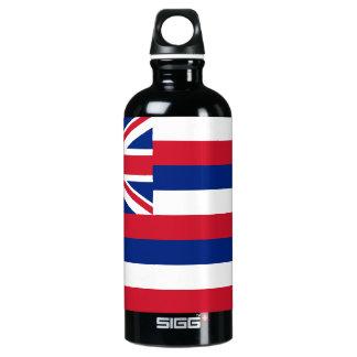 HAWAII State Flag Aluminum Water Bottle