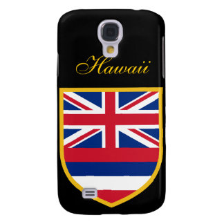 Hawaii State Flag Arm Galaxy S4 Cover