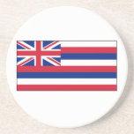 Hawaii State Flag Coasters