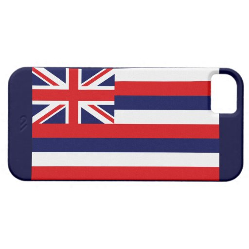 Hawaii State Flag iPhone 5 Case