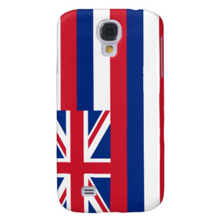 Hawaii State Flag iPhone Case