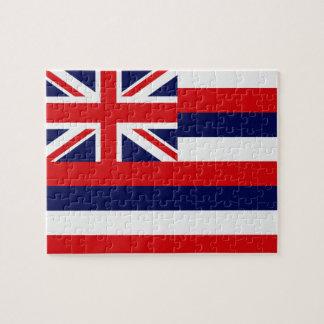 Hawaii State Flag Jigsaw Puzzle