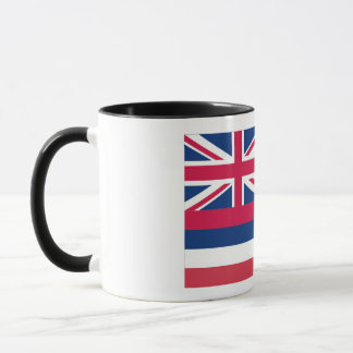 Hawaii State Flag Mug