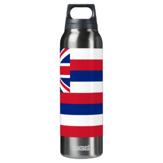HAWAII State Flag Thermos Water Bottle