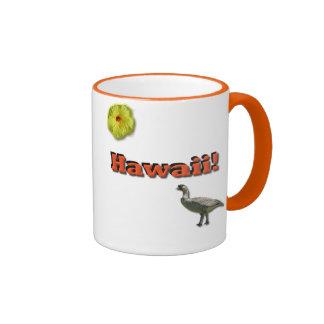 Hawaii State Coffee Mugs