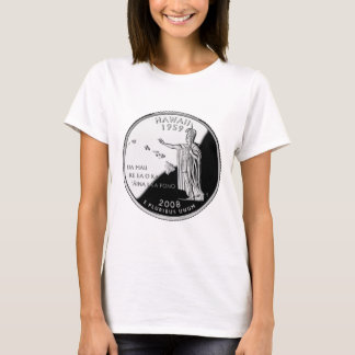 Hawaii State Quarter T-Shirt