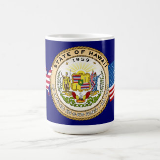 Hawaii State Seal Coffee Mug