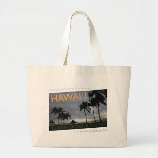 Hawaii Statehood 50th anniversary Canvas Bag