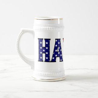Hawaii Stein Coffee Mug