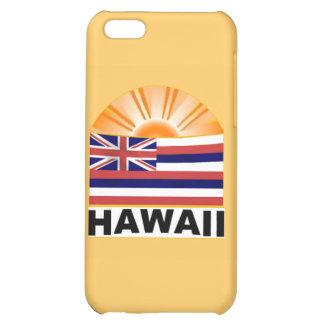 Hawaii Sumburst iPhone 5C Cover