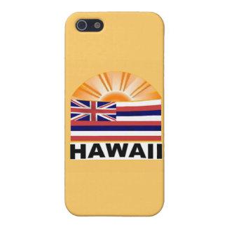 Hawaii Sumburst iPhone 5 Cases