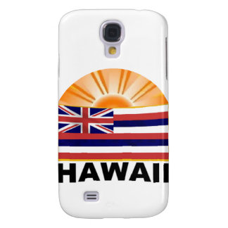 Hawaii Sunburst Galaxy S4 Case