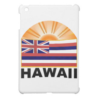 Hawaii Sunburst iPad Mini Covers