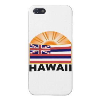 Hawaii Sunburst iPhone 5 Covers