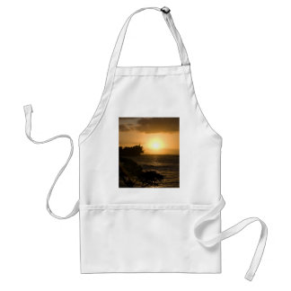 Hawaii Sunset Adult Apron