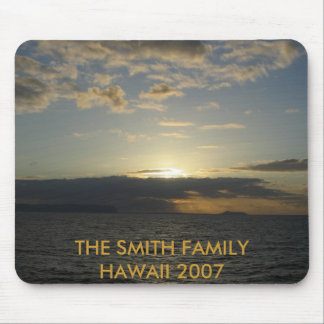 HAWAII SUNSET PRODUCTS MOUSE PAD