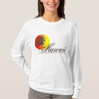 Hawaii Sunset Souvenir T-Shirt
