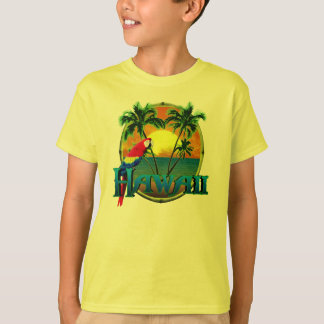Hawaii Sunset T-Shirt