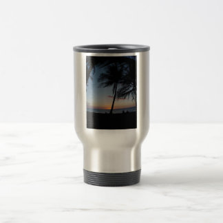 Hawaii Sunset Travel Mug