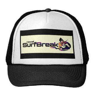 Hawaii Surf Break Trucker Hat