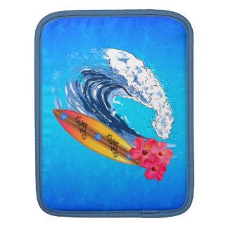Hawaii Surfing Sleeve For iPads