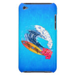 Hawaii Surfing iPod Case-Mate Case