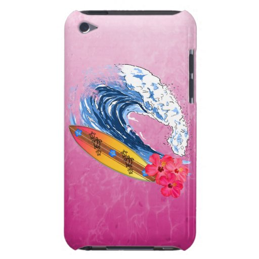 Hawaii Surfing iPod Touch Covers