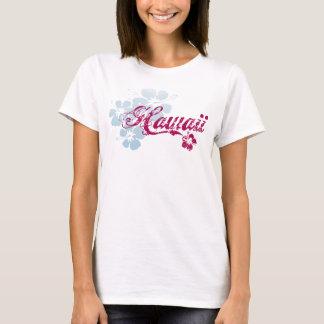 Hawaii T-Shirt | Colorful Hawaiian Flowers