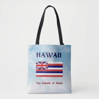 Hawaii, The Aloha Islands Tote Bag
