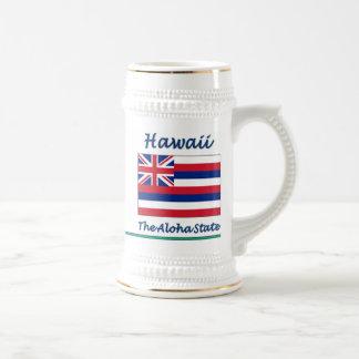 Hawaii The Aloha State Coffee Mugs