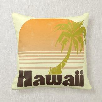 Hawaii Throw Pillows