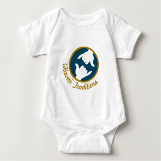 Hawaii Traditions Logo Infant Shirts