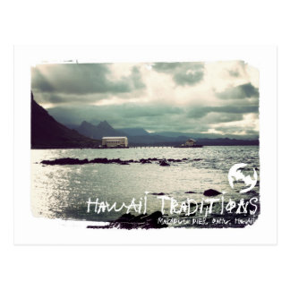 Hawaii Traditions, Makapuu Beach Postcard