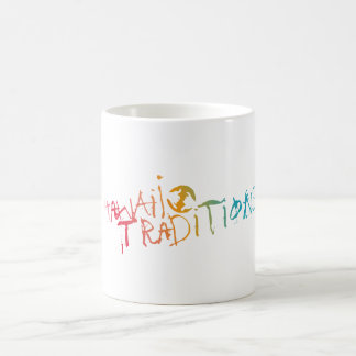 Hawaii Traditions Shave Ice Colored Classic Mug