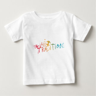 Hawaii Traditions Shave Ice Colored Infant T-Shirt