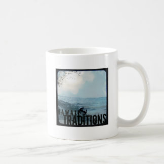 Hawaii Traditions Vintage Beach Photo Classic Mug